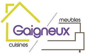 Logo cuisines et meubles Gaigneux à Bain de Bretagne